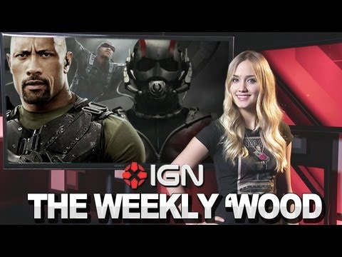 Marvel Phase 2 Images, G.I. Joe 3 Announced & Nolan's Next Movie - IGN Weekly 'Wood 04.03.13