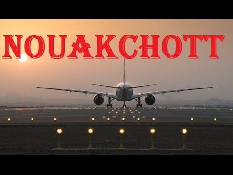 مطار نواكشوط الجديد شاهد أجد الصور 2015  l'aéroport de Nouakchott