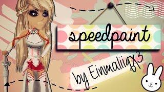 MSP - Speedpaint Asuna (SAO)