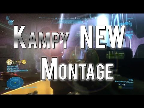 Kampy - New Halo Reach Montage 2014 (100% Social)