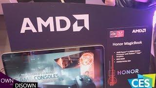 AMD Launch 2nd Gen Ryzen 3000 Series Mobile At CES 2019 !