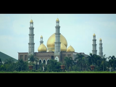 Mosques of Southeast Asia: Dian AL-Mahri