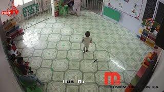 Camera Cận Cảnh tập 111: lắp camera trường mầm non để phòng chống bạo hành trẻ em.