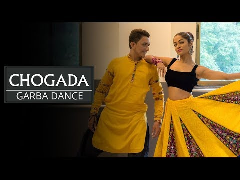 Chogada Tara | Loveratri | Garba Dance | LiveToDance with Sonali