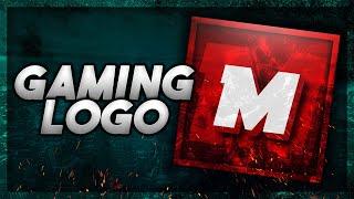 How to make a Epic 3D gaming logo   Mahavir Designs