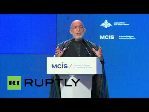 Russia: 15 years on from US invasion Afghanistan continues to suffer - Karzai