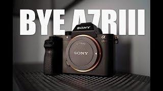 HELLO SONY A7III, BYE A7RIII...