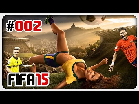 Lets Play FIFA 15 ULTIMATE TEAM #002 Deutsch Walkthrough Gameplay ツ Neue Offensive
