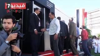 بالفيديو.. وصول محافظ القاهرة لتفقد مول مصر بمدينة 6 اكتوبر