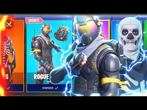 Fortnite rare skin out now !!! TACTICS  OFFICER thumbnail