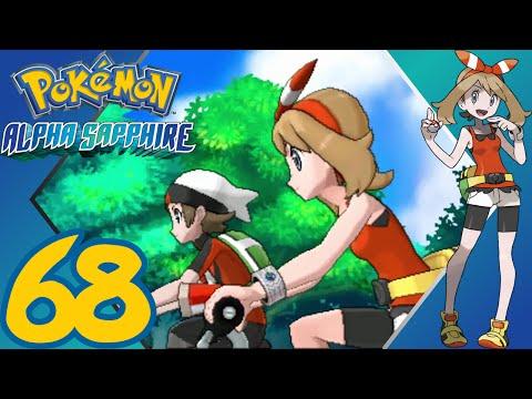 Pokémon Alpha Sapphire - Episode 68 - Ending Credits & Brendan's Last Stance - Gameplay Walkthrough