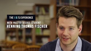 The IBS Experience Henning Thomas Fischer