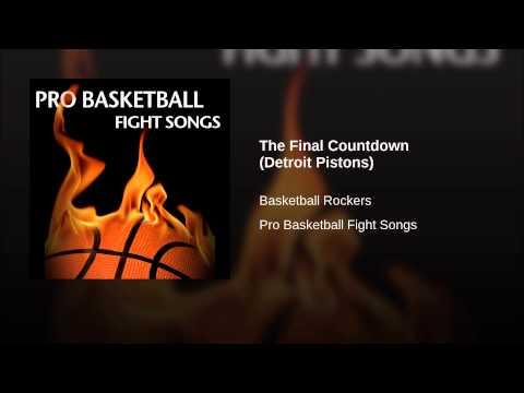 The Final Countdown (Detroit Pistons)