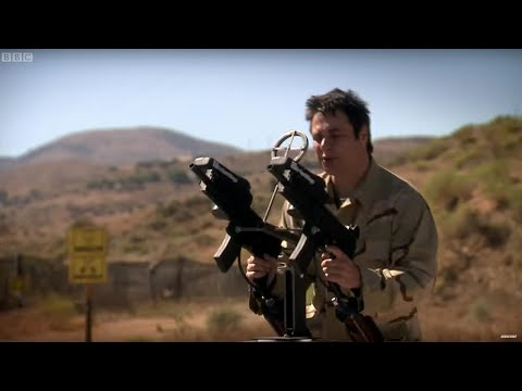 Paintball challenge - Top Gear USA - Series 1