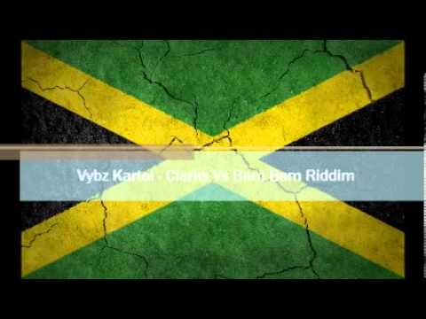Vybz Kartel - Clarks Vs Bam Bam Riddim video