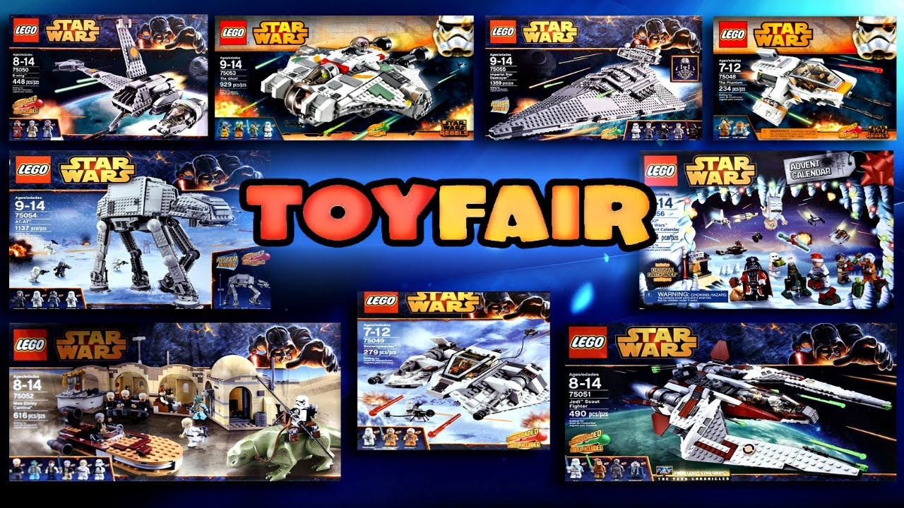 Lego star wars 2014 summer sets ultimate analysis - Bd lego star wars ...