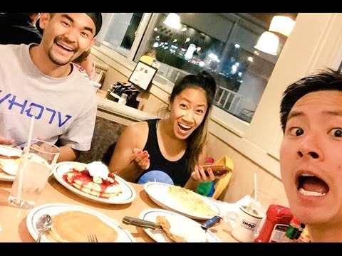 BREAKFAST FOR DINNER / Bye Vancouver | Daily Vlog 93