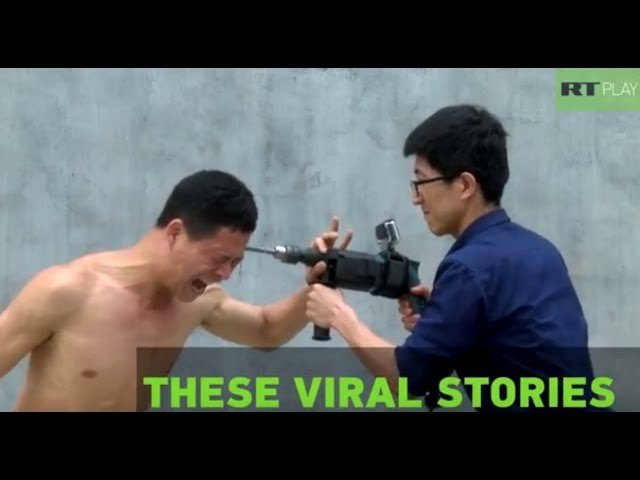 Bring it on, 2017! A look back at 2016 viral vids