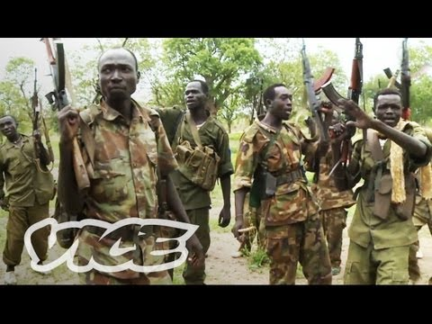 Sudan's Forgotten Warriors
