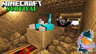 LOMBA MINING MENCARI DIAMOND ! Minecraft Survival SanSMP #2