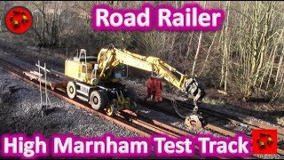 High Marnham Test Track (Road Railer)