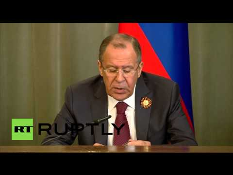 Russia: EU failing to seduce Russian with sanctions - Lavrov