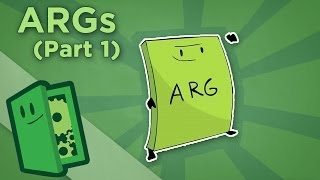 ARGs - I: What Are Alternate Reality Games? - Extra Credits