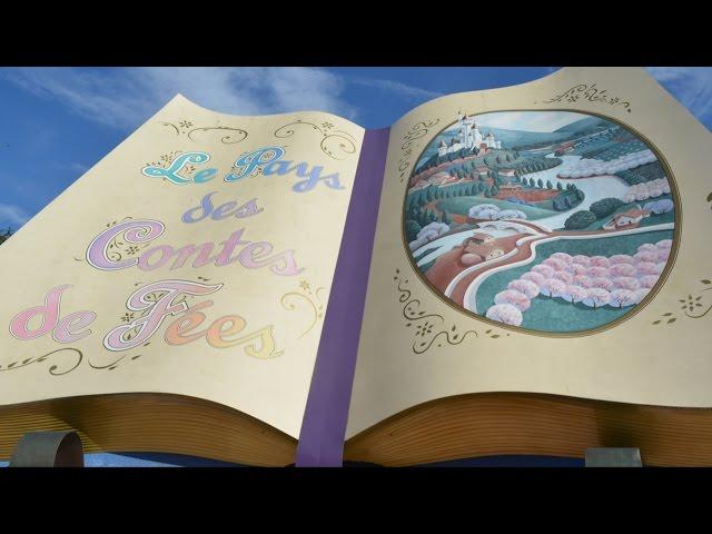 Storybook Land Canal Boats Full POV Boat Ride at Disneyland Paris -  Le Pays des Contes de Fées