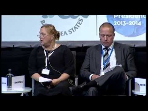 BDF Summit and Forum of the EUSBSR 2014: Smart Solutions for Smart Cities