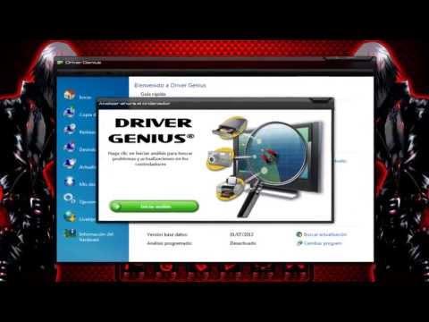 Descargar e Instalar Driver Genius Pro 12 Full En Español [2013].