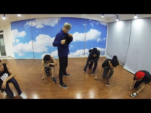 Exo 으르렁 (growl) dance Only (korean Ver.) video