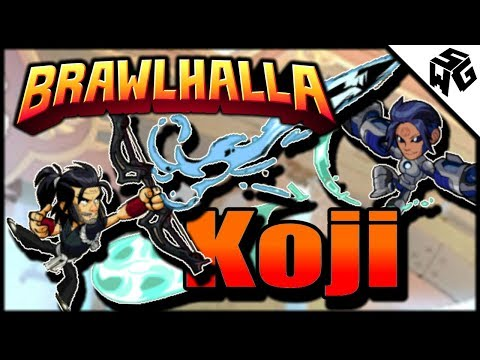 Ranked Koji 1v1's - Brawlhalla Gameplay :: Ranked Livestream (Past)