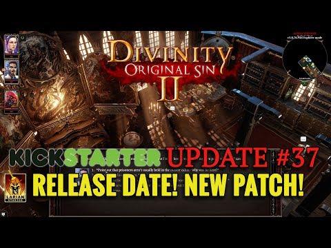 Divinity: Original Sin 2  -  Update #37: Release Date! New Patch!