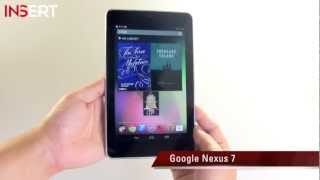 GOOGLE NEXUS 7 VS SAMSUNG GALAXY TAB 2 7.0 - INSERT FULL REVIEW