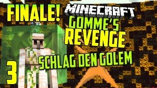"Minecraft GOMMES REVENGE - DNER:,, DAS GIBT RACHE""- Adventure Map - #3 [Deutsch]"