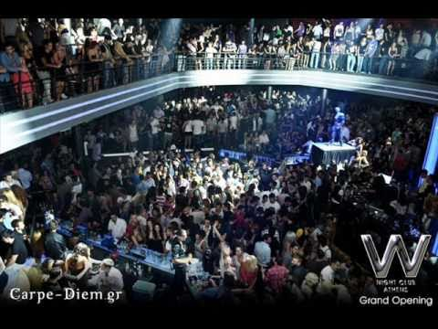 W Night Club Athens One Of The Top Clubs In Europe