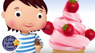 Ice Cream Song | Little Baby Bum | Nursery Rhymes for Babies | Songs for Kids | Little Baby Bum Song