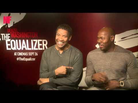 The Equalizer - Denzel Washington and Antoine Fuqua interview 2014
