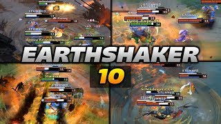 Dota 2 Earthshaker Moments Ep. 10
