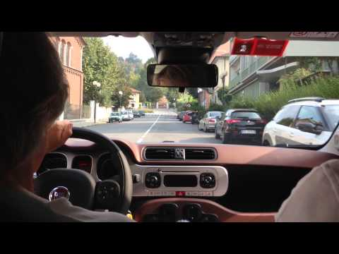 Test Drive 2015 Fiat Panda CROSS Awesome!!!