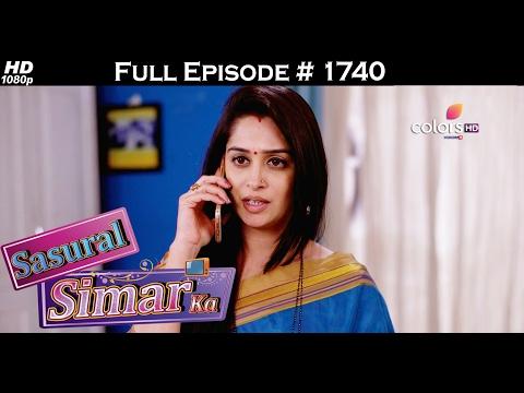 Sasural Simar Ka - 14th February 2017 - ससुराल सिमर का - Full Episode (HD) thumbnail