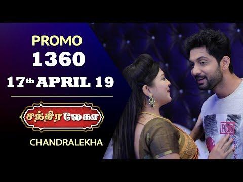 Chandralekha Promo 17-04-2019 Sun Tv Serial Online