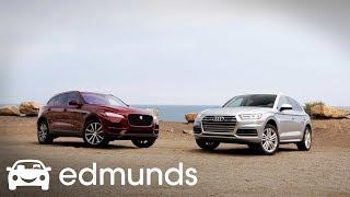 download lagu 2017 Jaguar F-pace Vs. 2018 Audi Q5 Comparison Review gratis