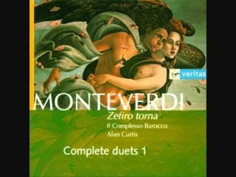 Монтеверди Клаудио - Chiome d
