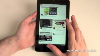 ASUS Nexus 7 con permessi di root_ USB On The Go e Tablet UI