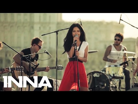 Inna - Ok (rock The Roof  Bucharest) video