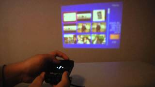 gadget 141 - FAVI E1 Pico Projector (From the Secret Jesuit Bunker!)
