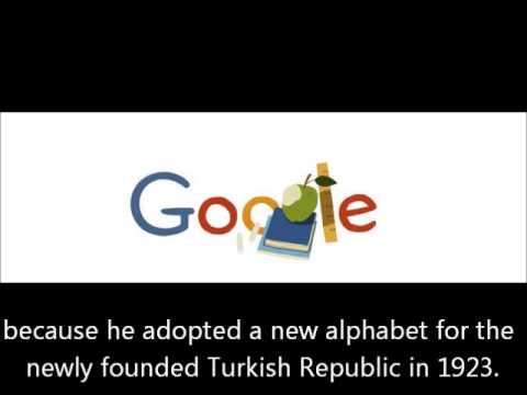 Google Doodle: Turkey Teacher's Day - Öğretmenler Günü