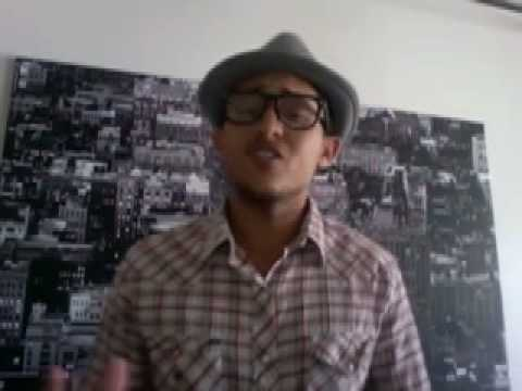 Tahj Mowry sings John Legend's