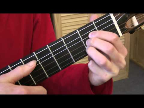 Cours de guitare - Paul McCartney : Mull of Kintiyre (1/3) Dmo + Refrain et couplet en La
